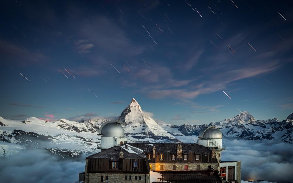 Une nuit sous les étoiles