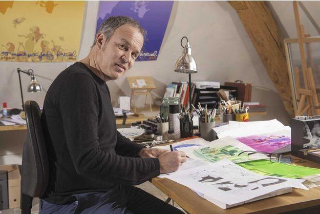 Philippe Chappuis : le monde de Titeuf