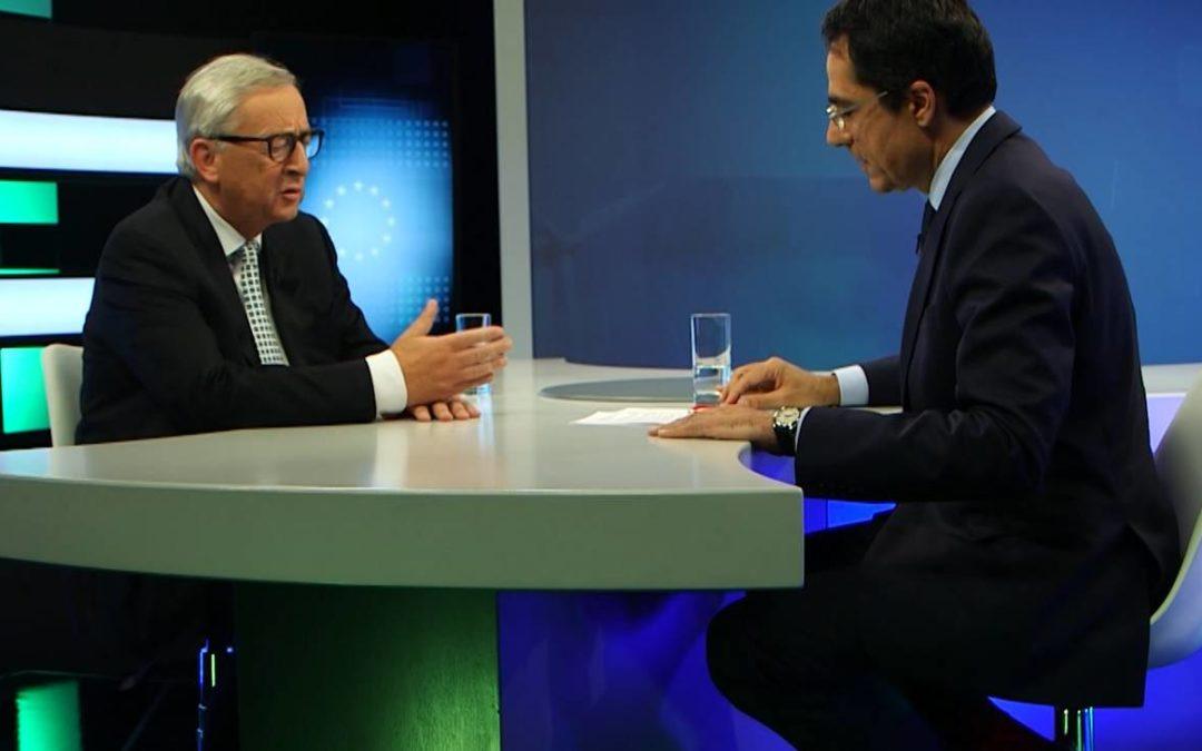 Juncker chez Rochebin