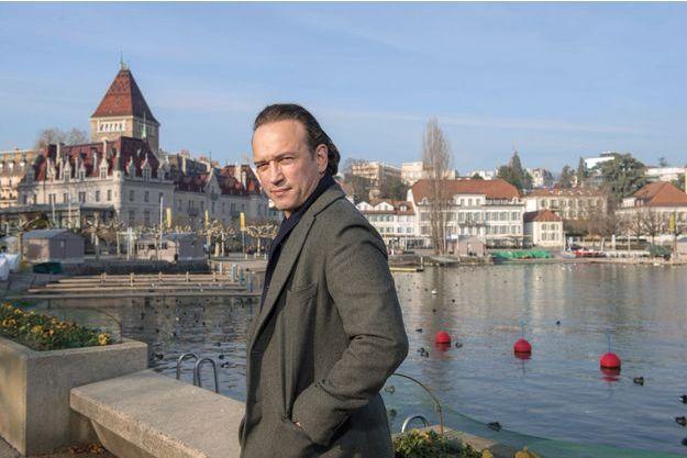 """Vincent Pérez et les Rencontres du 7e art: """"Je redécouvre Lausanne !"""""""