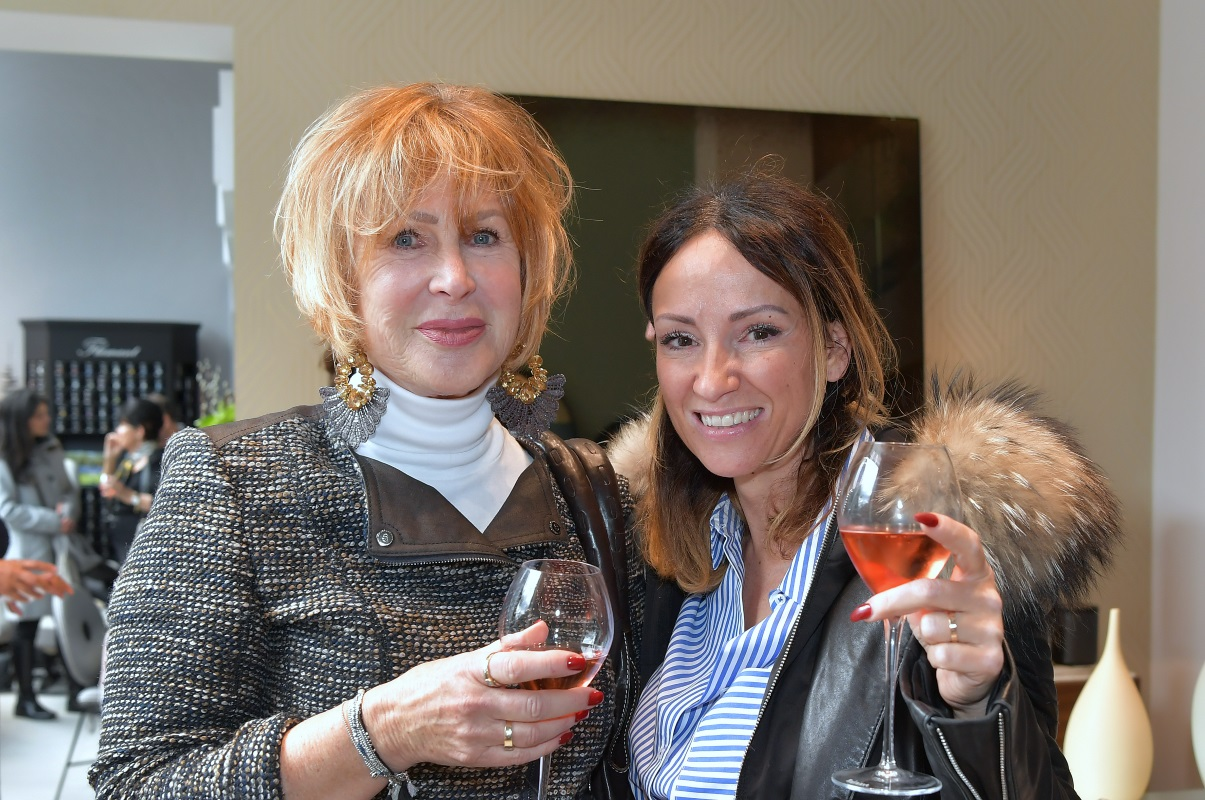 Comme à la maison. Viviane Duchoud et Sylvie van Ussel. © Valdemar Verissimo