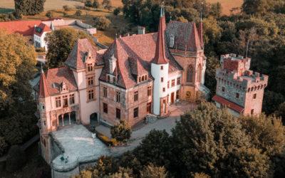 La vie de château à vendre en Suisse