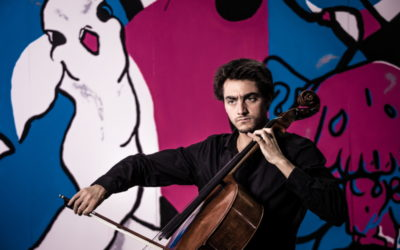 Constantin Macherel, Virtuoso per cello