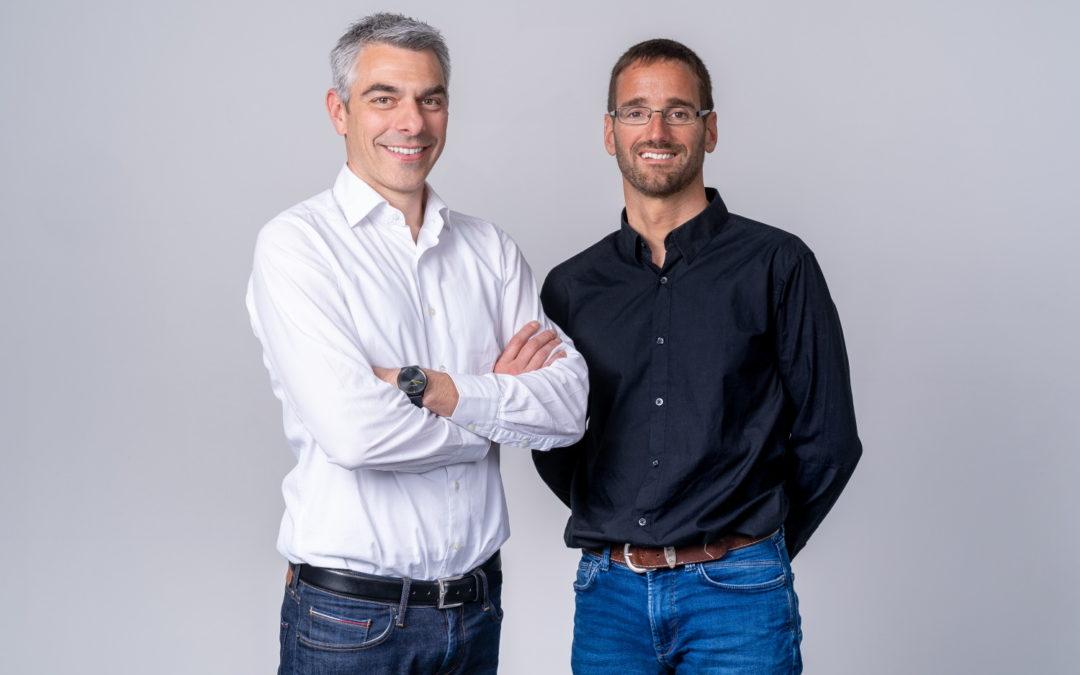 Josep Sola et Mattia Bertschi : Aktiia
