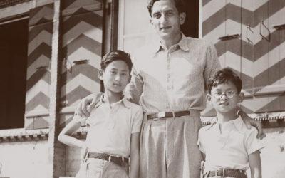 Quand la famille royale de Thaïlande vivait à Lausanne