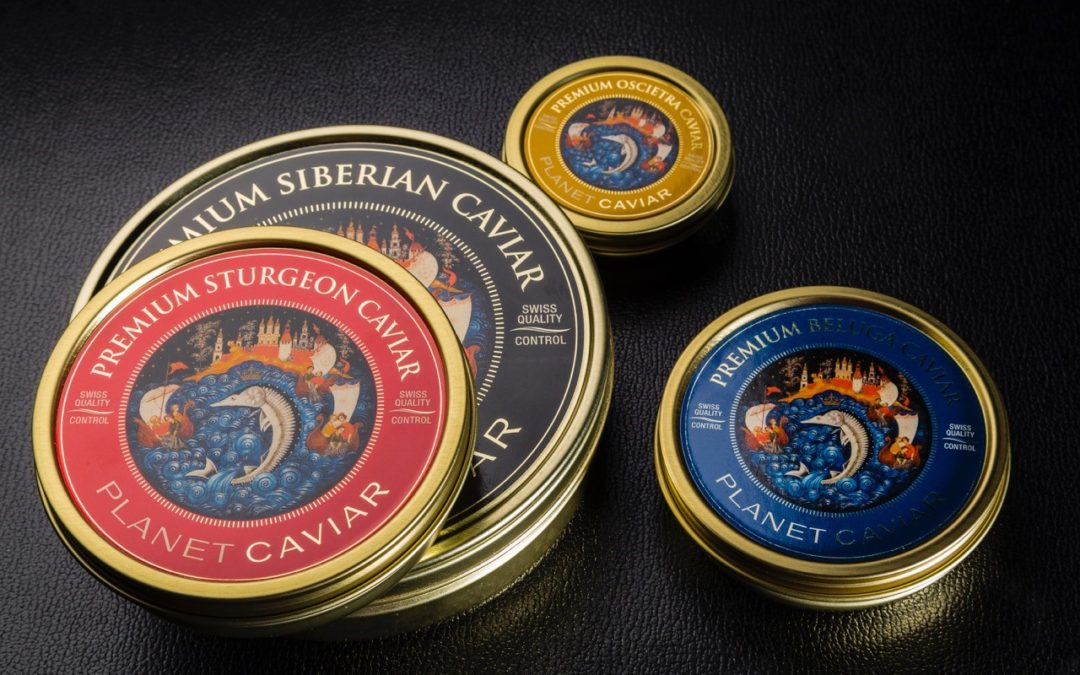 Du caviar, sinon rien …