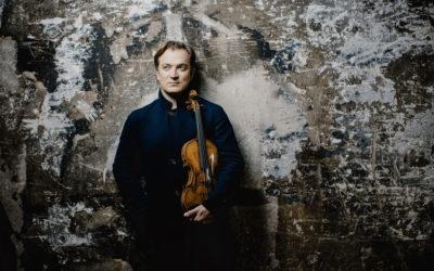Renaud Capuçon, la musique dans le sang