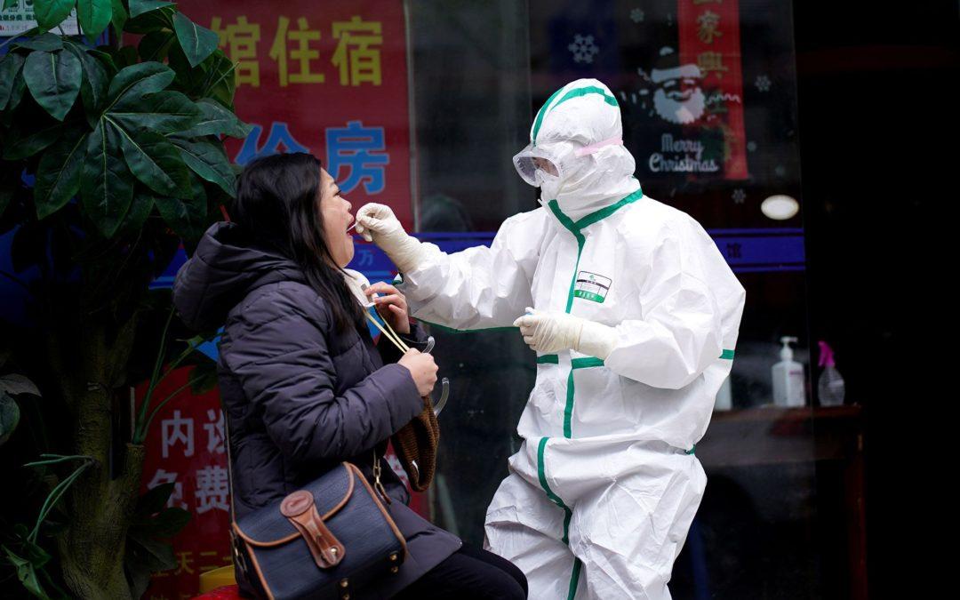 Témoignage depuis Shanghai en Chine